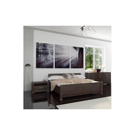 Bedset 160x200 bedroom set ebon