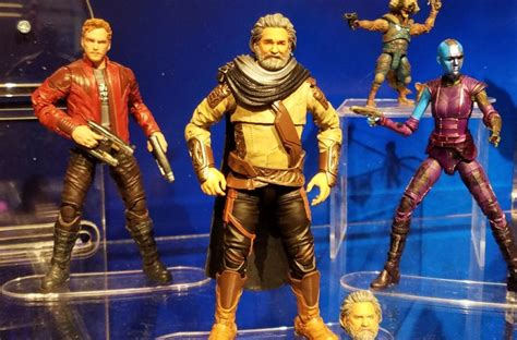 Original Hasbro Guardians Of Galaxy Vol 2 Lord Mix 2017 new york fair best figure collectibles