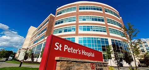 St Peters Detox Albany Ny by St S Hospital Among America S Best Hospitals