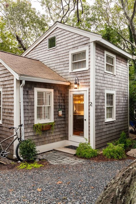 tiny houses reddit cozy tiny house in the woods on cape cod cozyplaces