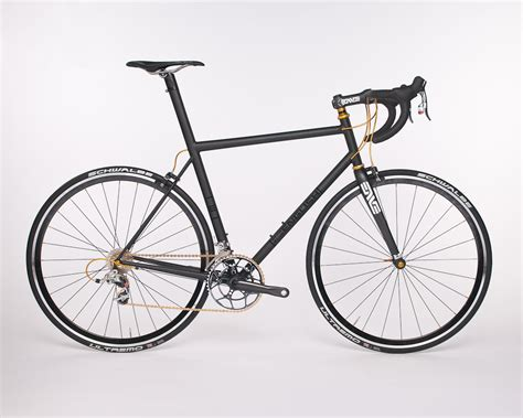 Handmade Road Bikes - custom isp road bike cycles
