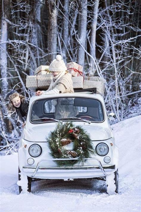 20 diy christmas car decorations do it yourself ideas