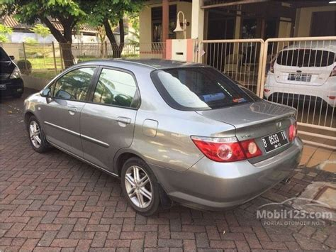 Honda City Vtec 2006 At jual mobil honda city 2006 vtec 1 5 di banten manual sedan