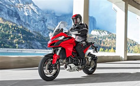 2018 Ducati Multistrada 1260 Revealed by CARB