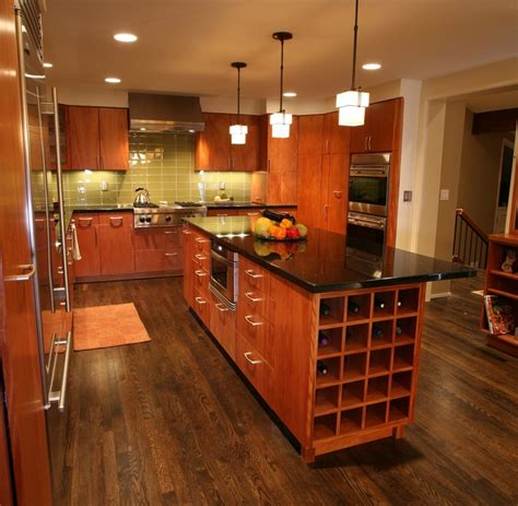 dark mahogany kitchen cabinets contemporary mahogany kitchen and island so i can see