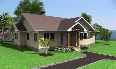 simple homes simple house design 3 bedrooms in the philippines simple