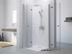 eckeinstieg dusche dusche drehfaltt 252 r eckeinstieg 90 x 80 x 220 cm