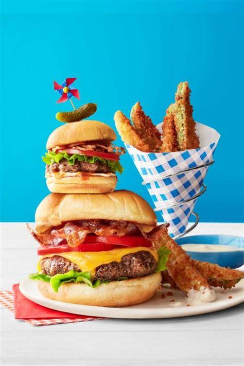 Cheese Slices Smokey Bbq Keju Burger Slice Premium Merk Bega 200gr 20 best hamburger recipes how to cook burgers