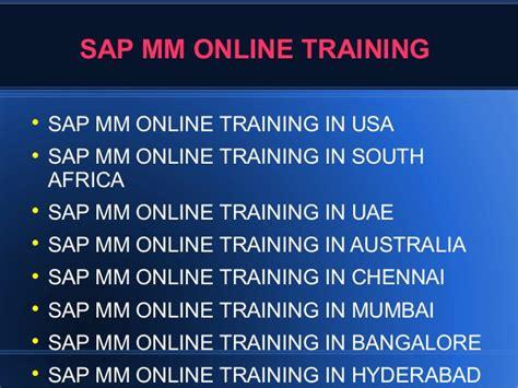 sap tutorial mumbai sap mm online training usa uk malaysia dubai singapore canada
