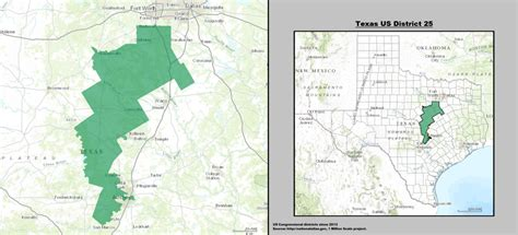 texas 25th congressional district map texas s 25th congressional district gpedia your encyclopedia