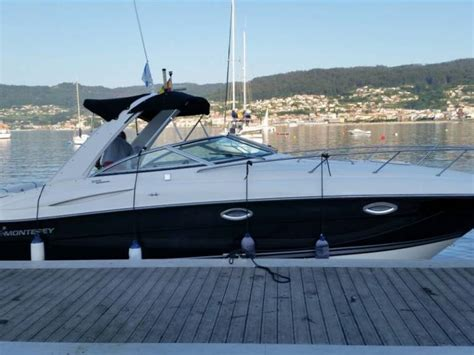 monterey boats spain used monterey power boats for sale in spain page 2 of 4
