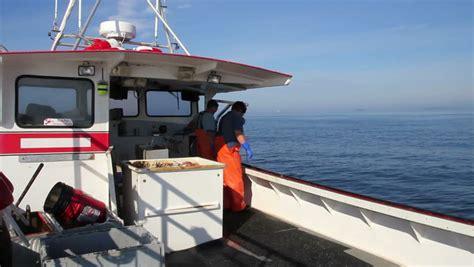 lobster boat videos lobster boat stock footage video shutterstock