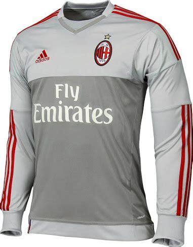 Official Merchandise Chelsea Sarung Tangan Kiper Boys Gloves Original ac milan 15 16 goalkeeper shirts revealed footy