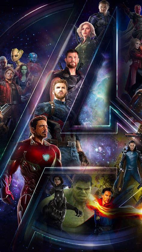 marvel studios avengers endgame wallpapers wallpaper cave