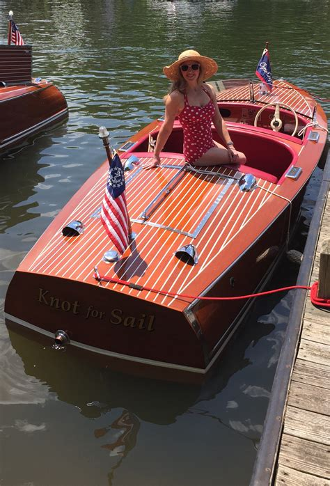 wooden boat expensive 1941 16 chris craft deluxe runabout quot knot for sale quot at