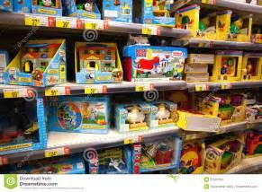 Orange Bathroom Ideas toys in supermarket editorial stock image image 21307294