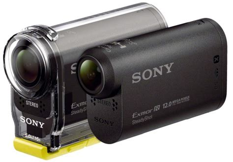 Sony As30v sony hdr as30v pairs 16mp exmor r sensor with cage slashgear