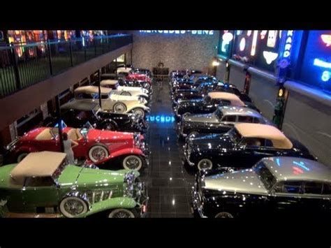 dennis car collection the ultimate car collection car show tv