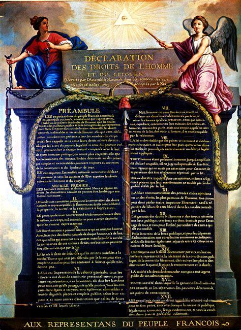 jean jacques francois le barbier declaration d 233 claration des droits de l homme et du citoyen 26 ao 251 t