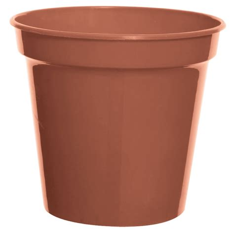 wilko terracotta plastic plant pot cm wilko