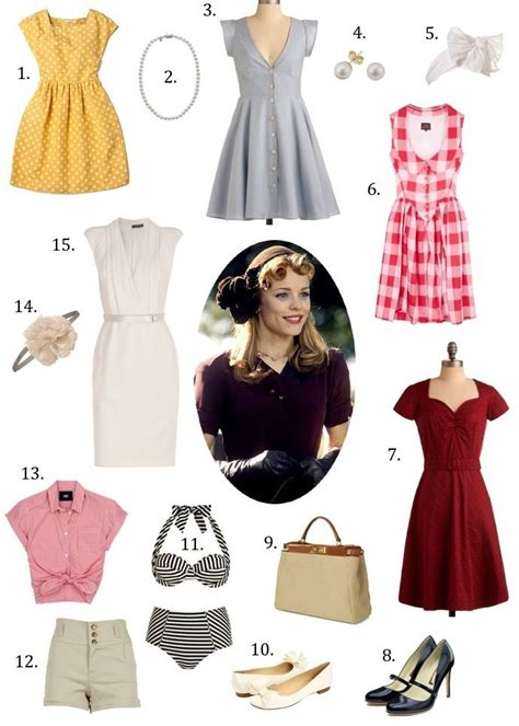Vintage Look Wardrobe by 25 Best Ideas About Mcadams The Notebook On