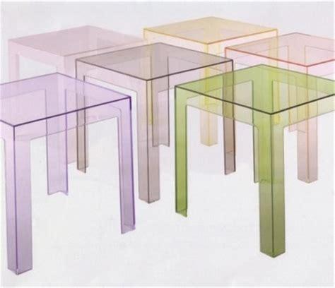kleine beistelltische aus glas transparente designer m 246 bel aus glas einzigartige acrylm 246 bel