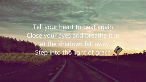 you should ve seen it in color lyrics quot tell your to beat again quot danny gokey lyrics
