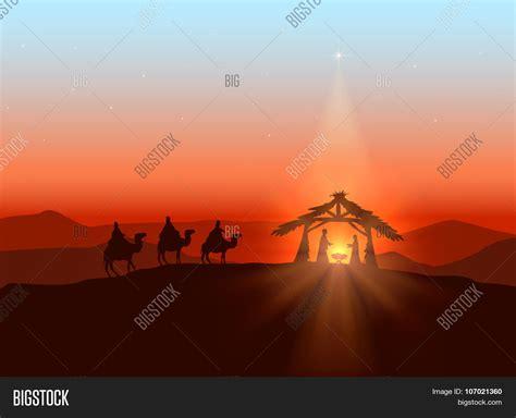 religious themes of christmas christmas background christian vector photo bigstock