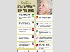 Home remedies for age spots include, lemon juice, onion ... Apple Cider Vinegar Benefits For Skin