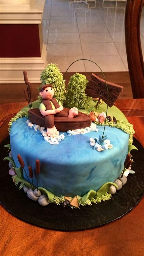 fishing boat cake decorations 25 best ideas about fishing cakes on pinterest fishing