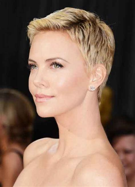 short off face hairstyles short haircuts for oval face
