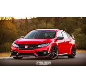 Ultime News Cars Honda Civic Type R Sedan