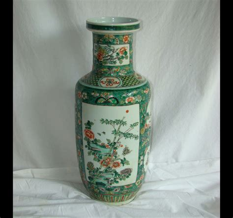 Famille Vase by 7005 Famille Verte Vase China Coast Gallery