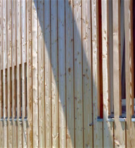 Sichtschutz Halbes Fenster by Halbe Holzfassade 252 Ber Fenster Bauforum Auf