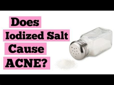 Iodine Detox Symptoms Acne by Best 25 Clear Skin Diet Ideas On Clear Skin