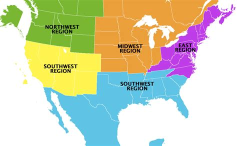map us territories sales territory map images