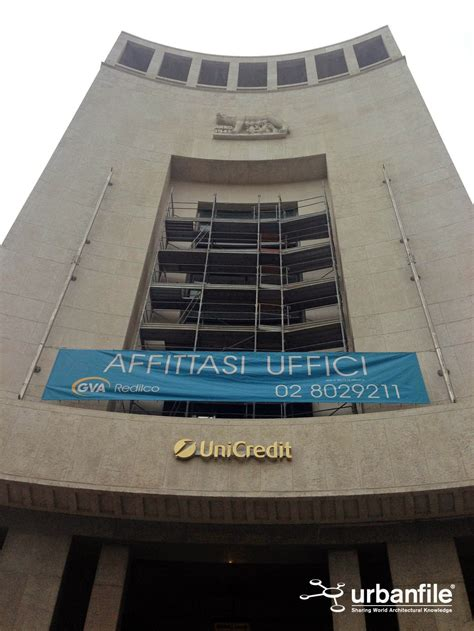 unicredit banco roma cordusio il palazzo banco di roma torna a