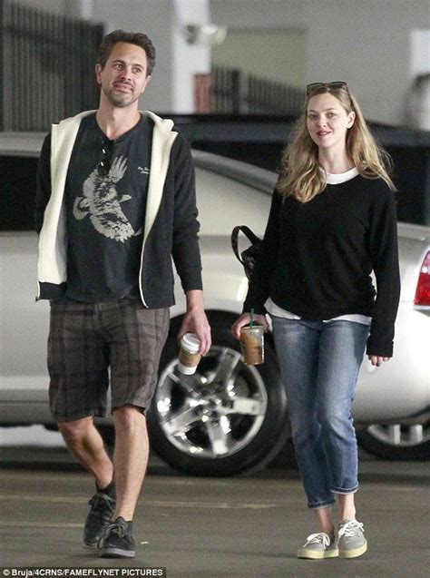 amanda seyfried old amanda seyfried out for first time since giving birth