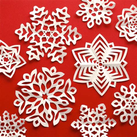 Folded Paper Cut Out Patterns - image gallery kirigami patterns fold