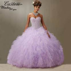 cheap gowns sweet 16 dresses lavender masquerade