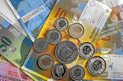 cambio sterlina banca d italia il franco svizzero 232 una moneta d oro secondo banque syz