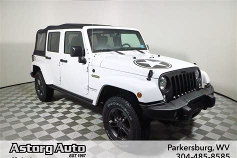 jeep convertible 4 door new 2018 jeep wrangler jk unlimited freedom edition