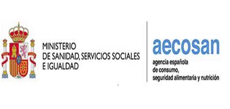ministerio de sanidad servicios sociales e igualdad aecosan tiene nuevo portal web blog de cniie