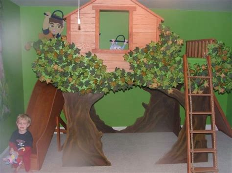 Toddler Bedroom Jungle Boys Jungle Boys Safari Theme Room Beds Richmond