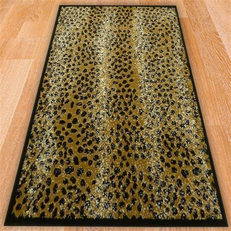 Themed Rugs by Cheetah Themed Rug Carpet Runners Uk