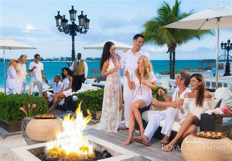 Sandals Royal Bahamian   elegant all inclusive resort in