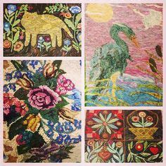 Lisanne Miller Rug Hooking by Rug Hooking On Rugs And Mississippi