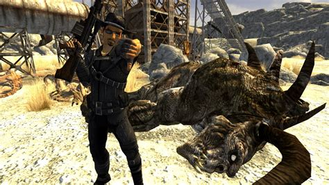 fallout 3 deathclaw alpha fallout new vegas deathclaw alpha male quotes