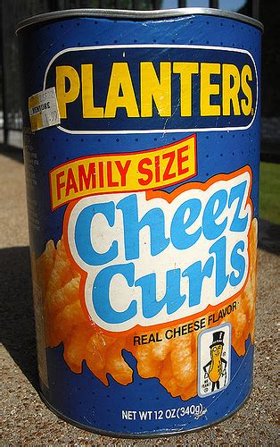 Old Planters Family Size Cheez Curls Container Flickr Planters Cheez Balls