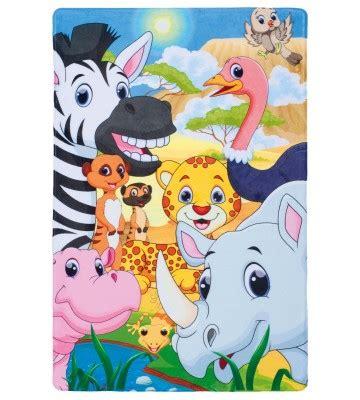 kinderzimmer teppich safari marke obsession safari kinderteppich